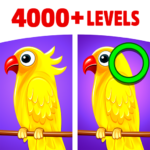 Find The Differences – Spot it MOD Unlimited Money 1.2.6