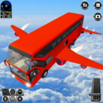 Flying Bus Driving simulator 2019 Free Bus Games MOD Unlimited Money 3.0
