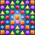 Jewelry Match Puzzle MOD Unlimited Money 1.2.7