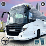Modern Bus Simulator Drive 3D New Bus Games Free MOD Unlimited Money 0.48