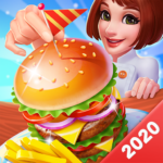 My Restaurant Crazy Cooking Madness Game MOD Unlimited Money 1.0.7