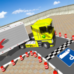 New Truck Parking 2020 Hard PvP Car Parking Games MOD Unlimited Money 1.6.2