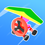 Road Glider – Incredible Flying Game MOD Unlimited Money 1.0.17