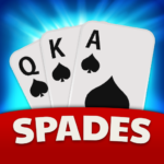 Spades Free Card Game Online and Offline MOD Unlimited Money 3.1.2