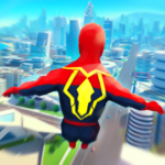 Super Heroes Fly Sky Dance – Running Game MOD Unlimited Money 0.6