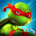 TMNT Mutant Madness MOD Unlimited Money 1.25.1