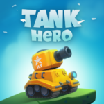 Tank Hero – Fun and addicting game MOD Unlimited Money 1.6.5