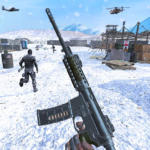Army shooting game Commando Games MOD Unlimited Money 4.18