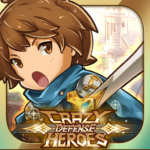 Crazy Defense Heroes Tower Defense Strategy Game MOD Unlimited Money 2.3.9