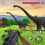 Dinosaurs Hunter Wild Jungle Animals Shooting Game MOD Unlimited Money 3.7