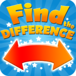 Find The Difference 2016 MOD Unlimited Money 1.0.6