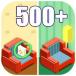 Find The Differences 500 – Sweet Home Design MOD Unlimited Money 1.2.3