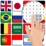 Flags Color By Number – Pixel Art MOD Unlimited Money 6.0
