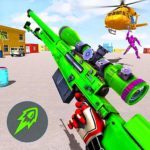 Fps Robot Shooting Games Counter Terrorist Game MOD Unlimited Money 1.6