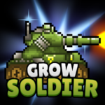 Grow Soldier – Idle Merge game MOD Unlimited Money 3.6.1