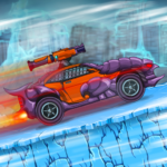 Max Fury – Road Warrior Car Smasher MOD Unlimited Money 1.0