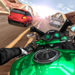 Moto Rider In Traffic MOD Unlimited Money 1.1.4