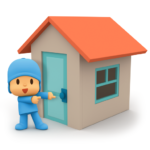 Pocoyo House best videos and apps for kids MOD Unlimited Money 3.2.2