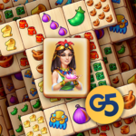 Pyramid of Mahjong A tile matching city puzzle MOD Unlimited Money 1.3.300