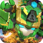 Superhero Fruit Robot Wars – Future Battles MOD Unlimited Money 2.4