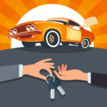 Used Car Dealer Tycoon MOD Unlimited Money 1.9.296