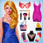 Fashion Games – Dress up Games Stylist Girl Games MOD Unlimited Money 1.1