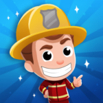 Idle Firefighter Tycoon – Fire Emergency Manager MOD Unlimited Money 0.3