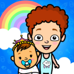 My Tizi Town – Newborn Baby Daycare Games for Kids MOD Unlimited Money 1.0