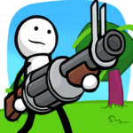 One Gun Stickman MOD Unlimited Money 1.96