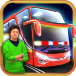 Road Driver Free Driving Bus Games – Top Bus Game MOD Unlimited Money 1.0