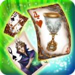 Shadow Kingdom Solitaire. Adventure of princess MOD Unlimited Money 1.24