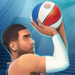 Shooting Hoops – 3 Point Basketball Games MOD Unlimited Money 4.3.1