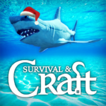 Survival and Craft Crafting In The Ocean MOD Unlimited Money 207