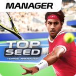 TOP SEED Tennis Sports Management Simulation Game MOD Unlimited Money 2.47.1