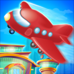 Airport Activities Adventures Airplane Travel Game MOD Unlimited Money 1.0.5