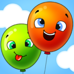 Baby Balloons pop MOD Unlimited Money 12.2