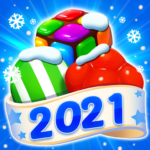 Candy Witch – Match 3 Puzzle Free Games MOD Unlimited Money 16.1.5038