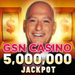 Casino Slots by GSN Games MOD Unlimited Money 4.20.1