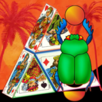 Cheops Pyramid Solitaire MOD Unlimited Money 5.1.1853