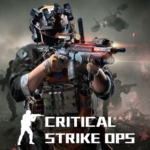 Critical Strike Ops – FPS 3D shooting Game MOD Unlimited Money 2.0.5