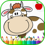 Farm Animals Coloring Book MOD Unlimited Money 9