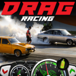 Fast cars Drag Racing game MOD Unlimited Money 1.1.4