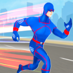 Grand Light Speed Robot Hero City Rescue Mission MOD Unlimited Money 2.0