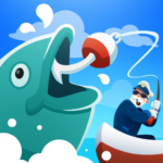 Hooked Inc Fisher Tycoon MOD Unlimited Money 2.15.3