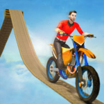 Impossible Bike Track Stunt Games 2021 Free Games MOD Unlimited Money 2.0.02