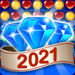 Jewel Gem Blast – Match 3 Puzzle Game MOD Unlimited Money 2.5.6