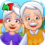 My Town Grandparents Free MOD Unlimited Money 1.01