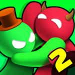 Noodleman.io 2 – Fun Fight Party Games MOD Unlimited Money 2.8