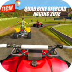 Quad Bike Offroad Racing 2018 Extreme Bike Racer MOD Unlimited Money 1.0.3