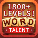 Word Talent – Word Connect Word Puzzle Games MOD Unlimited Money 2.1.7